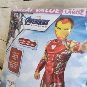 Marvel Costumes - NWT Marvel Avengers End Game Iron Man Costume